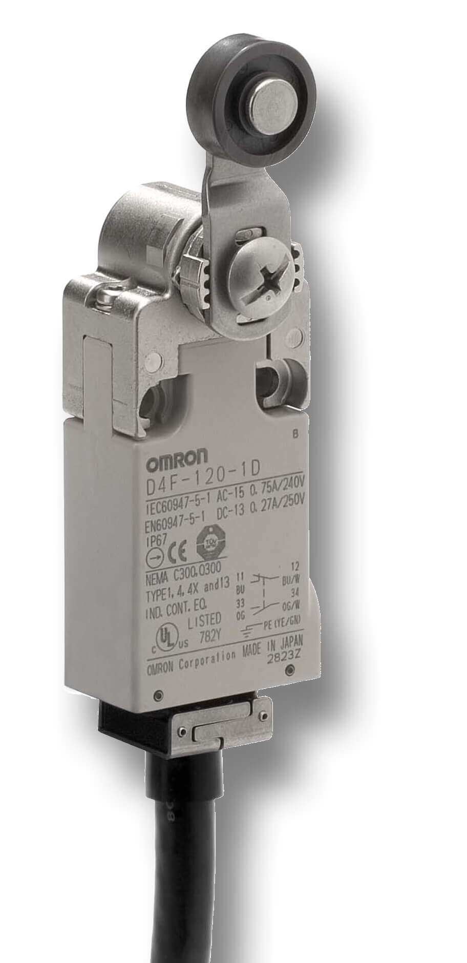 Omron D4F