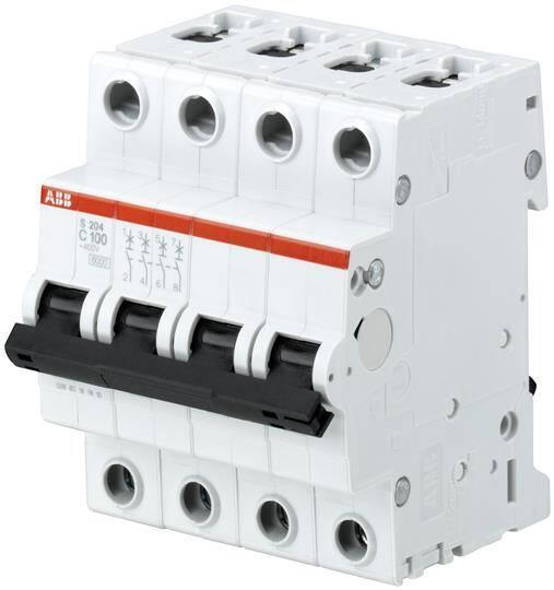 ABB 4-Pole MCB