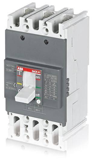 ABB 3-Pole MCCB