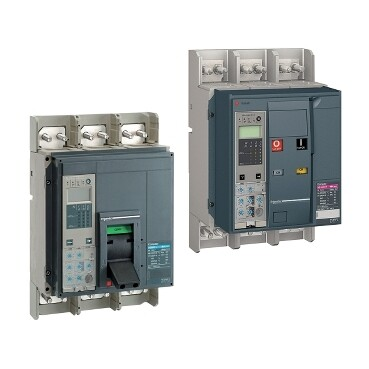 Schneider Compact Circuit Breaker NS