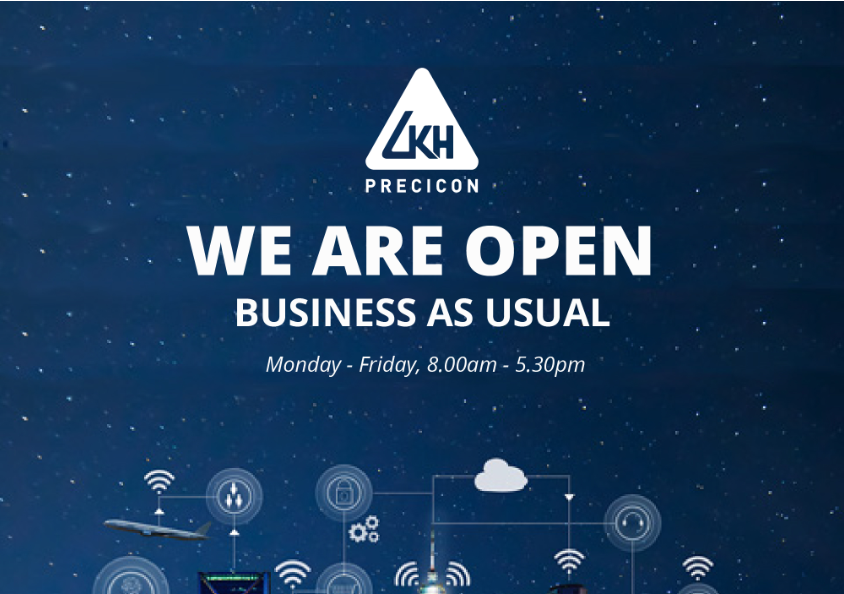COVID-19 Business Operation Update